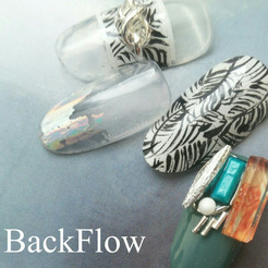 Nails Back Flowさんの投稿画像